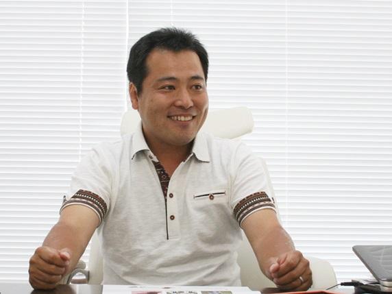 上野洋一郎さん