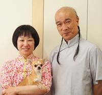 石野先生と相澤先生