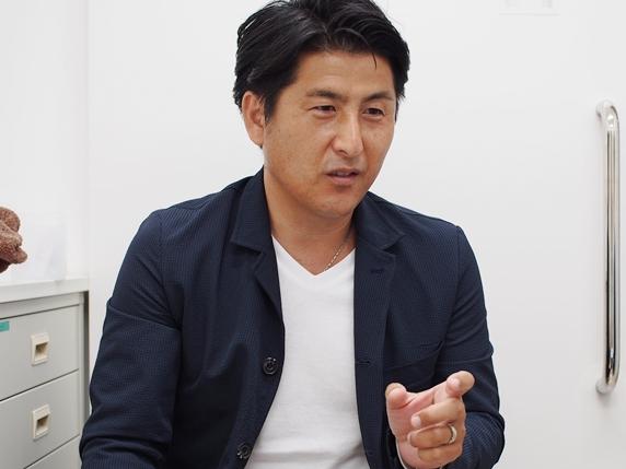 ベックジャパン代表金井孝夫氏