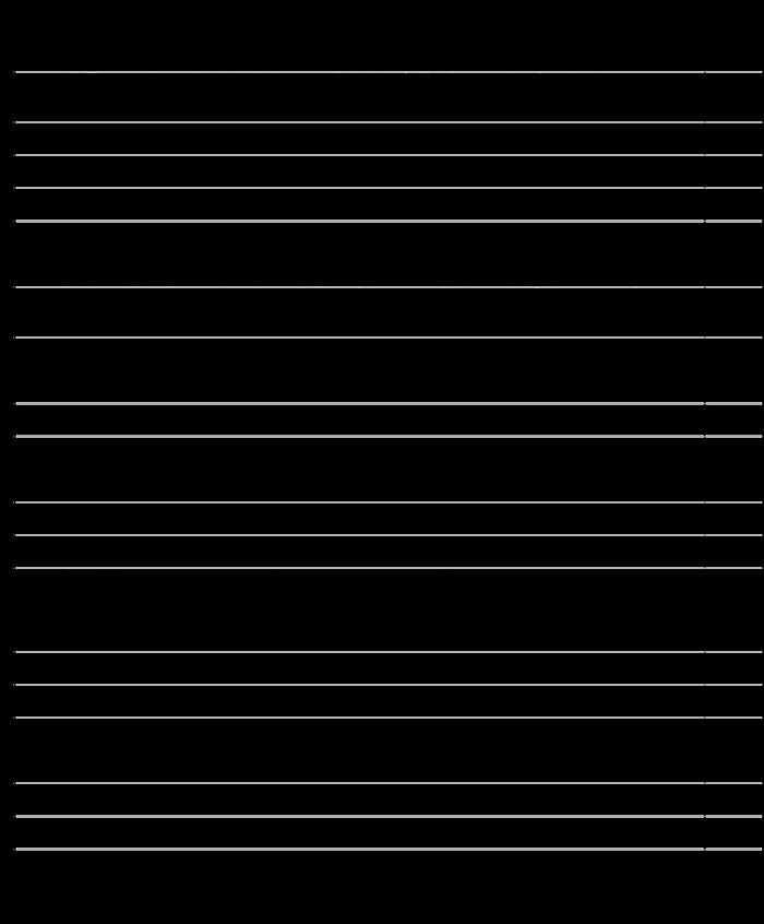 表_認知機能不全症候群評価表