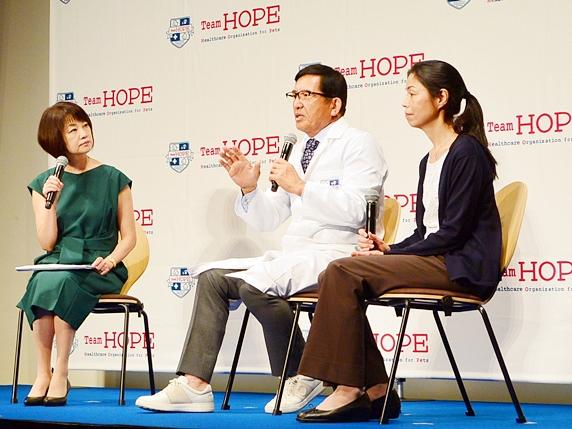 teamHOPEシニア犬の健康を考えるセミナー質疑応答で解説する獣医師太田先生