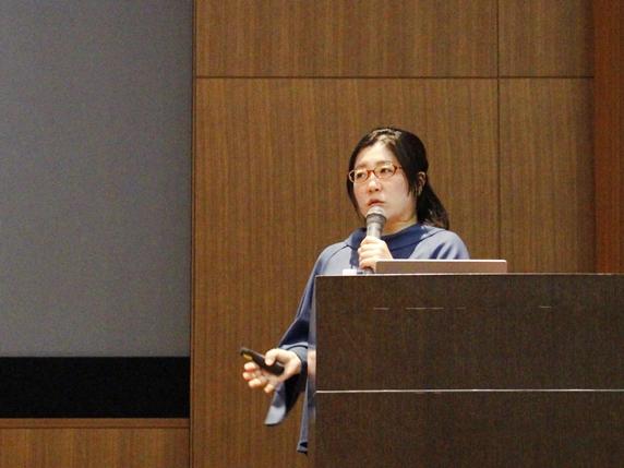 フォスターアカデミースペシャル2019で登壇する加隈良枝先生