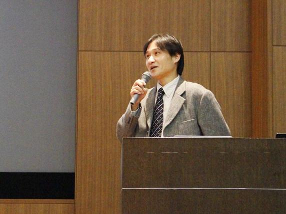 フォスターアカデミースペシャル2019で登壇する佐伯潤先生